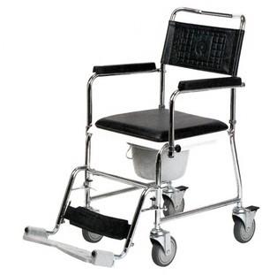 Комбиниран стол за тоалет и баня от ортопедичен магазин МЕДИ СИ
