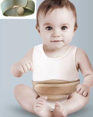 Колан за пъпна херния за бебета от ортопедичен магазин МЕДИ СИ