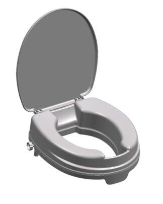 Повдигаща седалка за тоалетна с капак от ортопедичен магазин МЕДИ СИ Пловдив