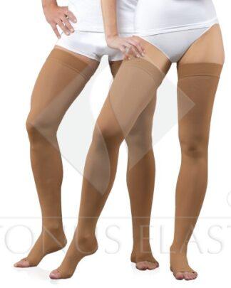 Компресивни чорапи TONUS ELAST без пръсти