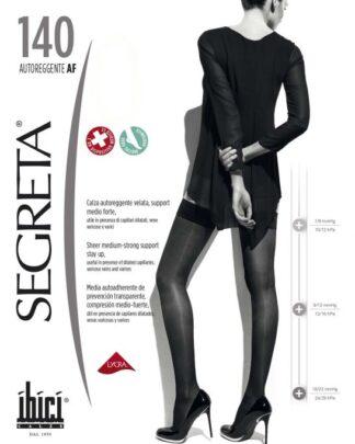 Дамски чорапи при разширени вени 3/4 140 дни Segreta от ортопедичен магазин МЕДИ СИ ПЛОВДИВ ЕООД