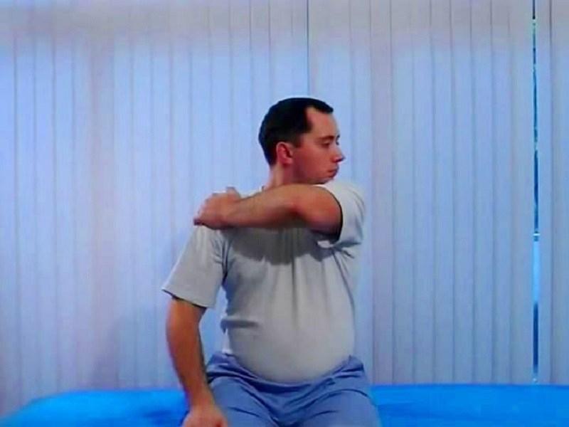Рамка - упражнение за кръста и врата от МЕДИ СИ ПЛОВДИВ ЕООД