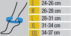 Таблица с размери МЕДИ СИ ПЛОВДИВ